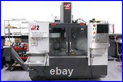 Haas VF-2 VMC, 2014 Low Hours Mint Condition 4th Axis Rotary Table Brand NEW