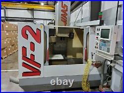 Haas VF-2 Vertical Machining Center