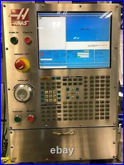 Haas VF-3D Machining Center 2007