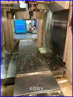 Haas VF-3D VMC, 2009 Extended Z-Axis Clearance, Probe, Under Power