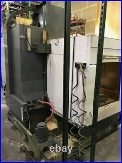 Haas VF-3D VMC, 2010 Extended Z-Axis Clearance, Probe, Under Power