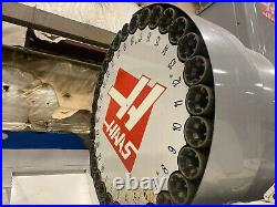 Haas VF-3YT/50 4th Axis Haas Control CAT50 7500RPM