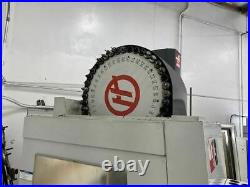 Haas VF-3 APC VMC, 2011 10k RPM, 40 Tool SMTC, Haas Pallet Changer, 2 Speed Ge