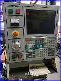 Haas VF-3 VMC, 2000 Rigid Tapping, 4th Axis Wiring