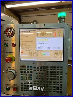 Haas VF-3 VMC, 2011 4th Axis, Thru Spindle Coolant, Video