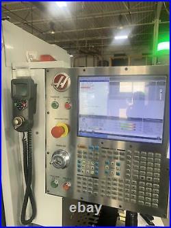 Haas VF-4SS, 2017 40 Tool ATC, Probes