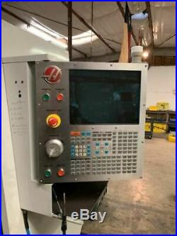 Haas VF-4SS 5 Axis VMC, 2013 TR 160, WIPS, From R&D