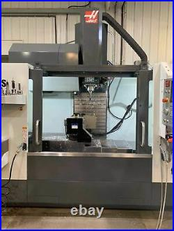 Haas VF-4SS VMC, 2019 TSC, 5th Axis TR-200Y, Loaded With Options