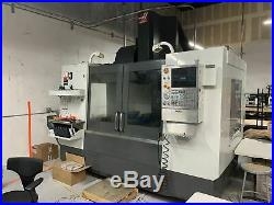 Haas VM-3 VMC, 2013 Loaded With Options