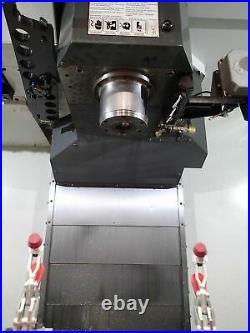 Haas VM-3 VMC 2013 Mold Maker VF-3, Side Mount ATC, 30 HP