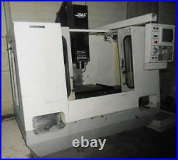 Haas Vf-0 Cnc 3-axis Vertical Machining Center In Great Running Condition