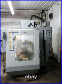 Haas Vf-1 VMC 20 HP 7500 RPM Cat 40 New 2008 Selling Complete Shop