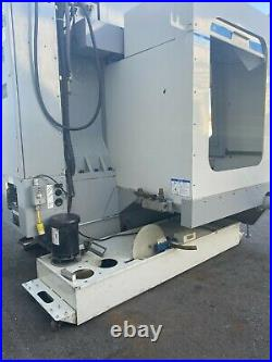 Haas Vf-1d Vertical Machining Center VMC 20 HP 7500 RPM Cnc MILL Mpg Usb Vf