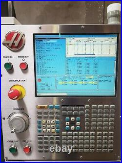Haas Vf-2ss Mfg 2010 12k Rpm, Auger, Low Hours
