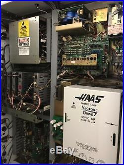 Haas Vf-2ss Vertical Machining Center 12000rpm Ss Super Speed