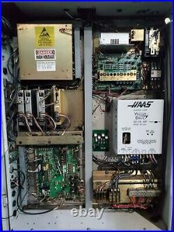 Haas Vf-3b Vertical Machining Center Tsc Gear Head 4th Axis Cnc MILL Vf Ss