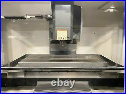 Haas Vf-3ssyt Vertical Machining Center 4th Axis Ready Hsm Cnc MILL Ss Yt