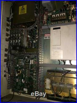 Haas Vf- 6 Vertical Machining Center VMC 20hp 4th Axis Ready Vf