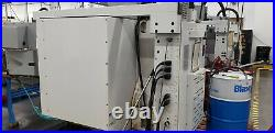 Haas cnc mini mill great working condition + 10 holders and a 6 inch kurt vise
