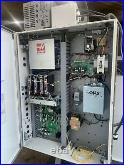 Haas #tm-1 Cnc Vertical Machining Center Ybm #13026