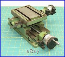 Hamül German Compact High Precision XY Milling Cross Slide Table Machinist