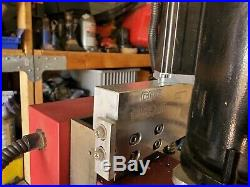 Harbor Freight Mini Milling Machine CNC Converted