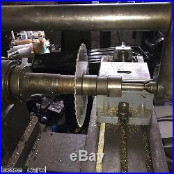 Hardinge Cataract MD5 horizontal milling machine