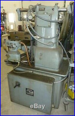Hardinge TM-UM Horizontal Milling Machine