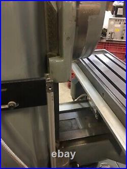 Hardinge VH-2 Toolroom Milling Machine
