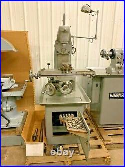 Hardinge VH-2 Toolroom Milling Machine Item 1157