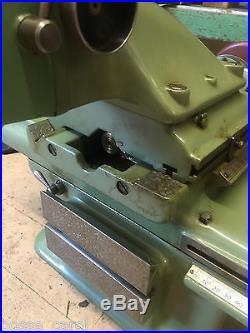 Hauser M1 Milling/Jig Borer/Center Machine