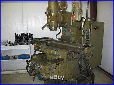 Heavy Duty Brown and Sharp Universal Mill
