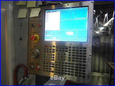 High speed vertical mill (Haas)