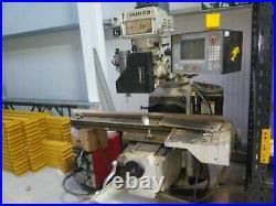 Hurco Hawk 2U Ultipath Milling Machine Hard Drive failure Clone Ready go