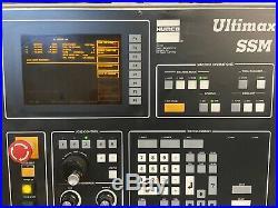 Hurco Hawk 30 CNC Milling Machine Mill Ultimax 4 haas tm1 prototrak bridgeport