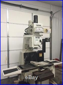 Hurco Hawk 5 Km5p Retrofit Machine Milling Machmotion Mach 3 Centroid EMC CNC