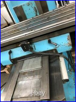 Hurco SM1 3HP VERTICAL MILLING MACHINE 9 x 42 TABLE WITH DRO