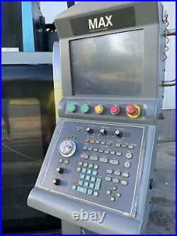 Hurco VM10i 2012 CNC Milling Machine 10k Rpm 16x26x20 VM10 Tool Changer Cat40