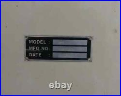 Hurco VM1 2006 Vertical Machining Center CNC Mill. With 2 Kurt Vises