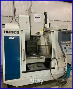 Hurco VM1 VMC, 2003 Rigid Tapping