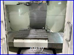 Hurco VMX-24 CNC Vertical Mill 24 x 20 CNC Machining Center