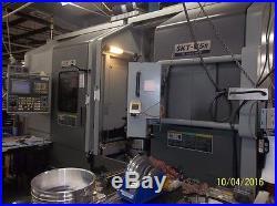 Hyundai-Kia SKT-V5 CNC Vertical Lathe