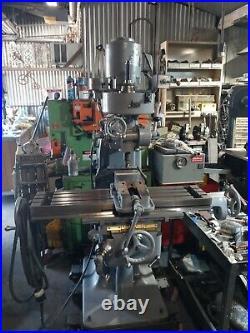 INDEX Milling Machine