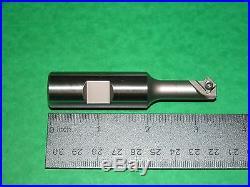 Ingersoll Hi-Pos Quad Indexable 45° Lead End Mill (15N1E-0201584R01)