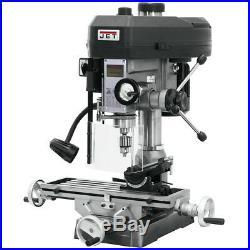 JET JMD-15 115/230V 1PH 1HP Mill/Drill with R-8 Taper 350017