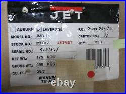 JET JMD-15 Mill/Drill With R-8 Taper 115/230V 1Ph 350017 New Freight Recovery