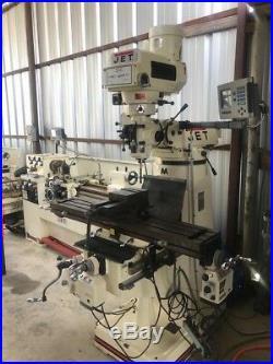 JET milling machine