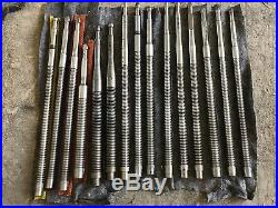 Job Lot Metalworking Tools CNC Pull Broaches for Broaching Machine Milling