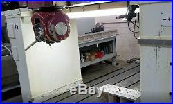 Jobs Jomach 21 Bridge Mill, 1989 5-Axis CNC
