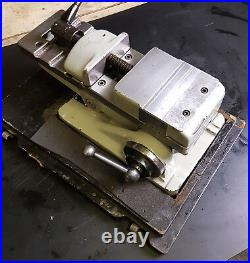 Jones and Shipman sine vice, surface grinding toolroom vice, precision milling